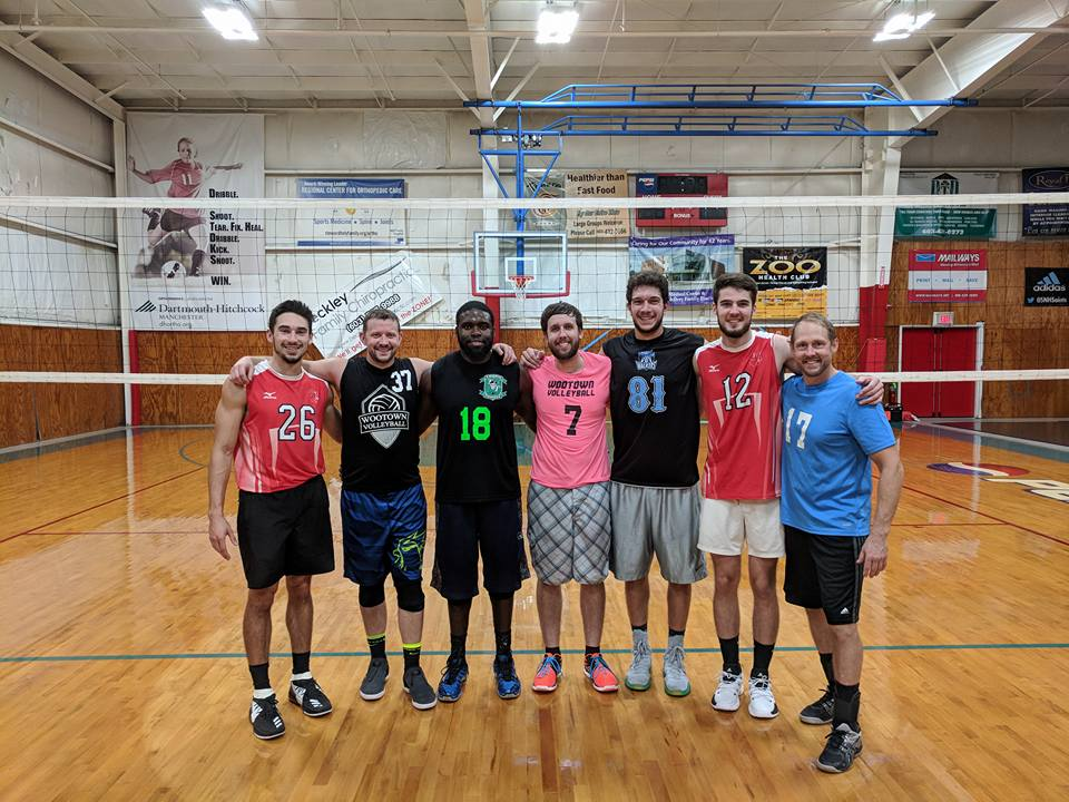 10/21/2017 Mens B- Winners