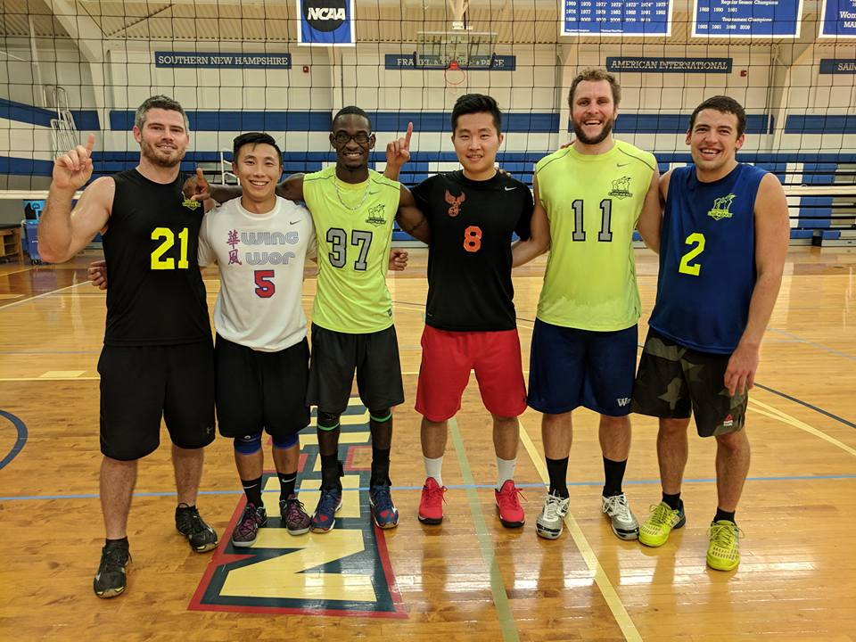 10/22/2017 Mens C+ Winners