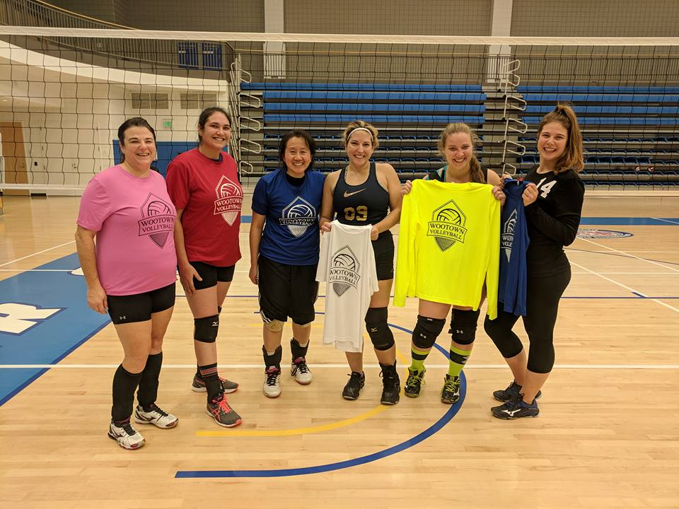 12/03/2017 Womens C- Champions - Team Booty
