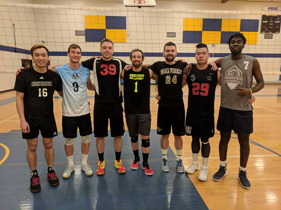 01/28/2018 Mens B Champions - Warface