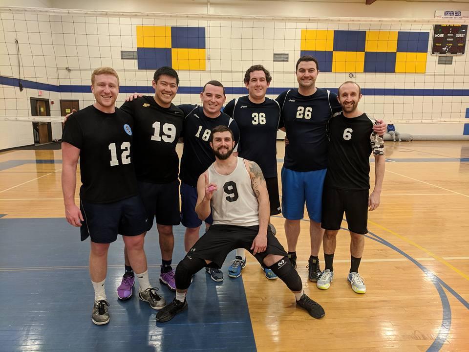02/03/2018 Mens UB Champions - OH & 8
