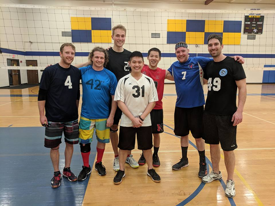 02/24/2018 Mens C+ Champions - Project Mayhem