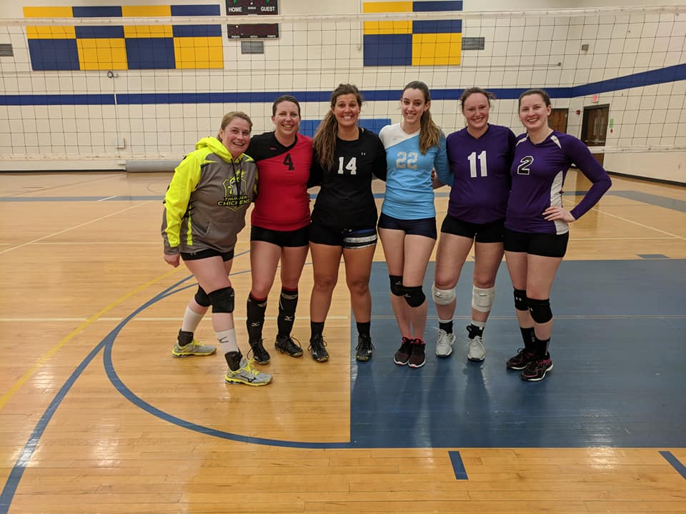 04/22/2018 Womens C Champions - Dirty Half Dozen
