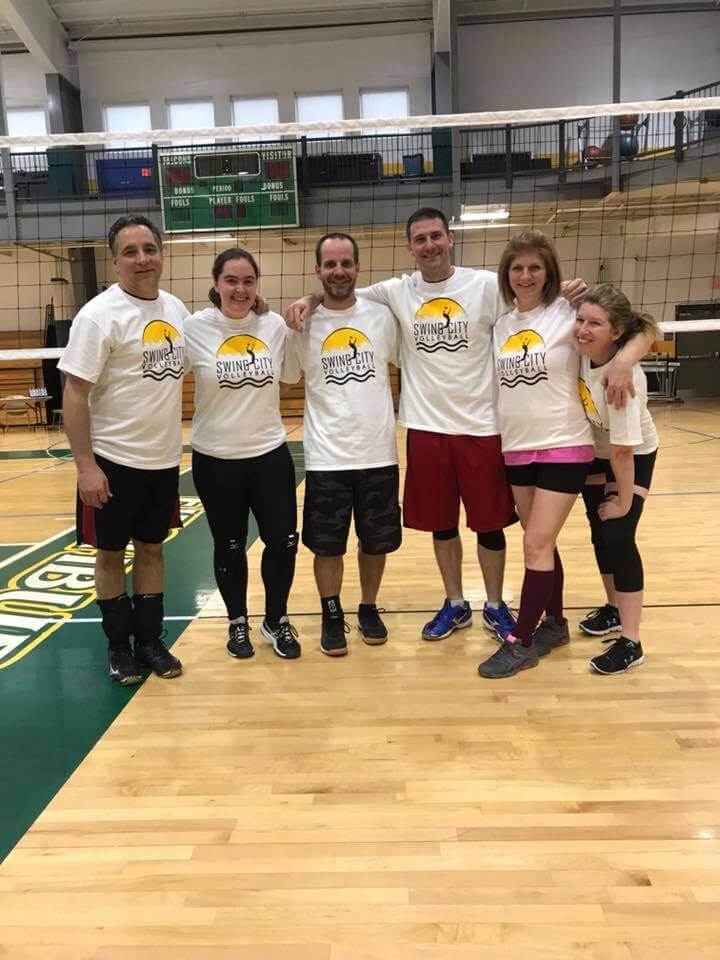 4/14/2018 Take 2 Setsy Beasts defeats Kiss My Ace to win RCOC- at Fitchburg State