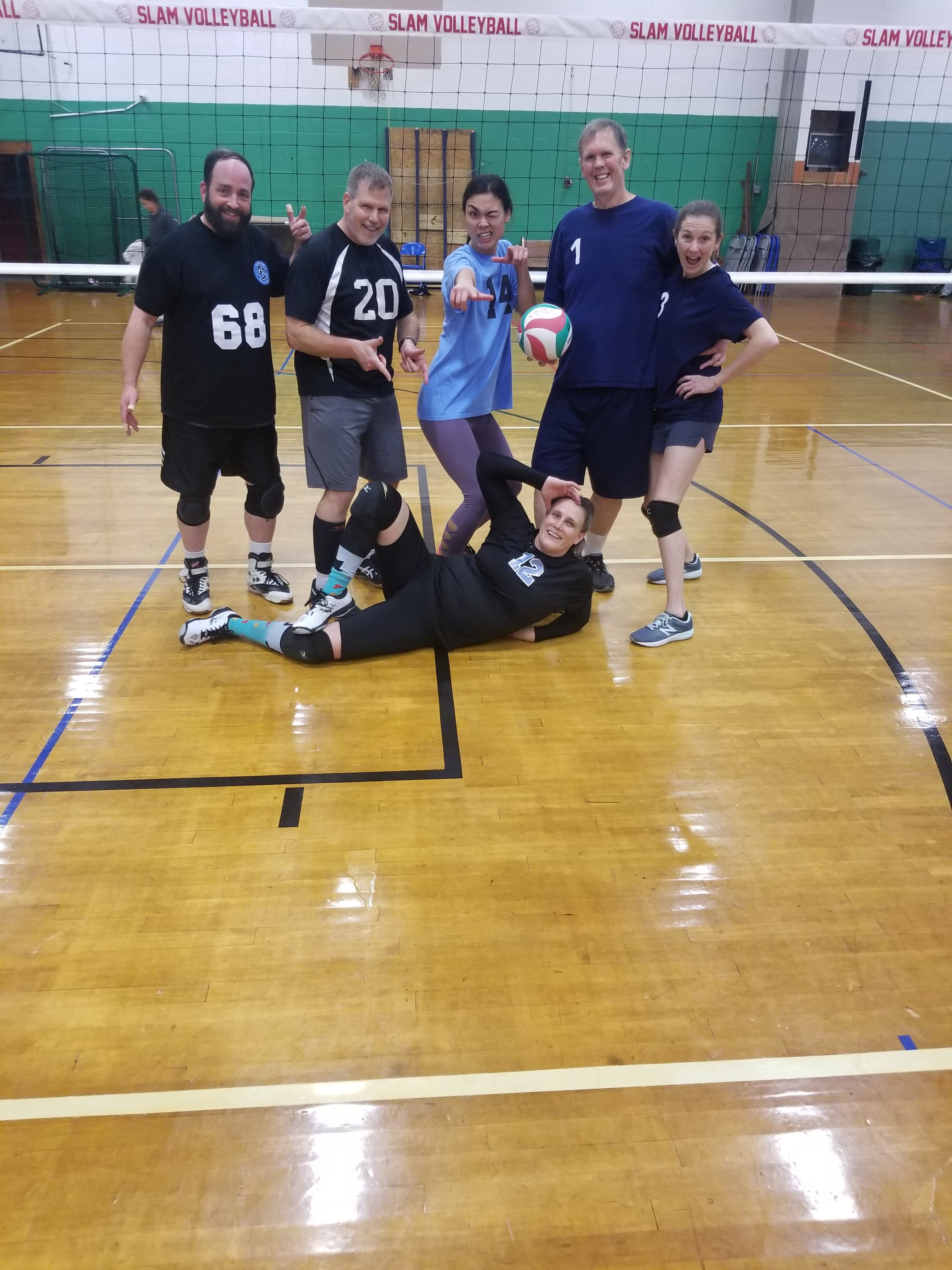 Funky Bunch defeats Team Corgi in the RCO C- in Clinton