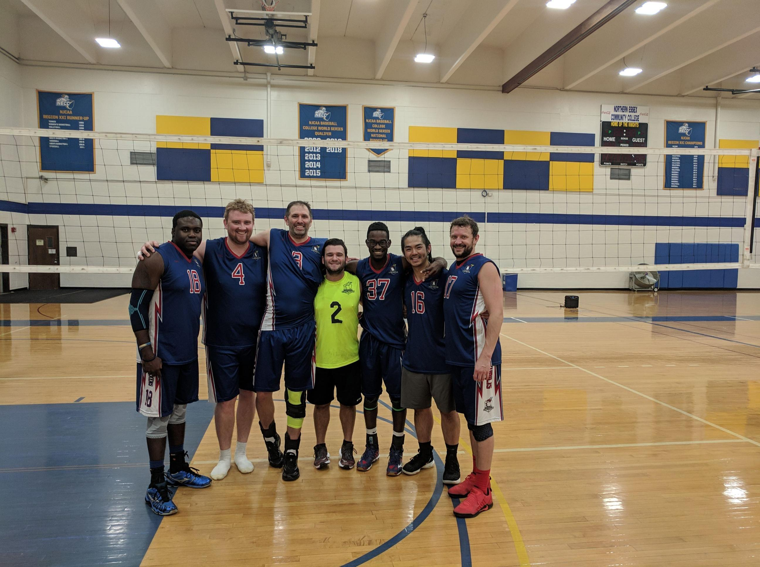 12/08/2018 MB- Champions - Wootown Thunder Chickens