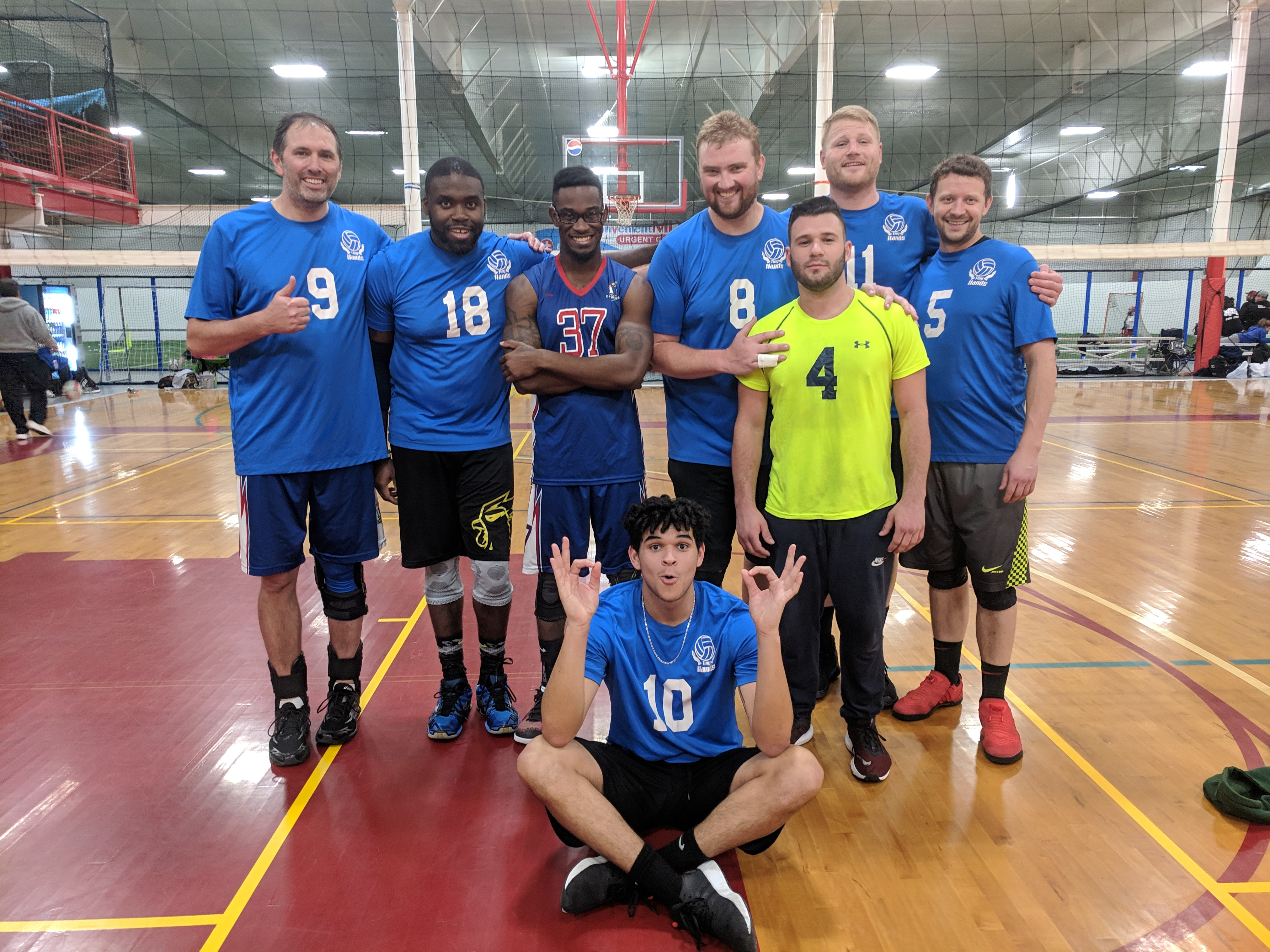 2/10/2019 MB Champions - Wootown Thunder Chickens