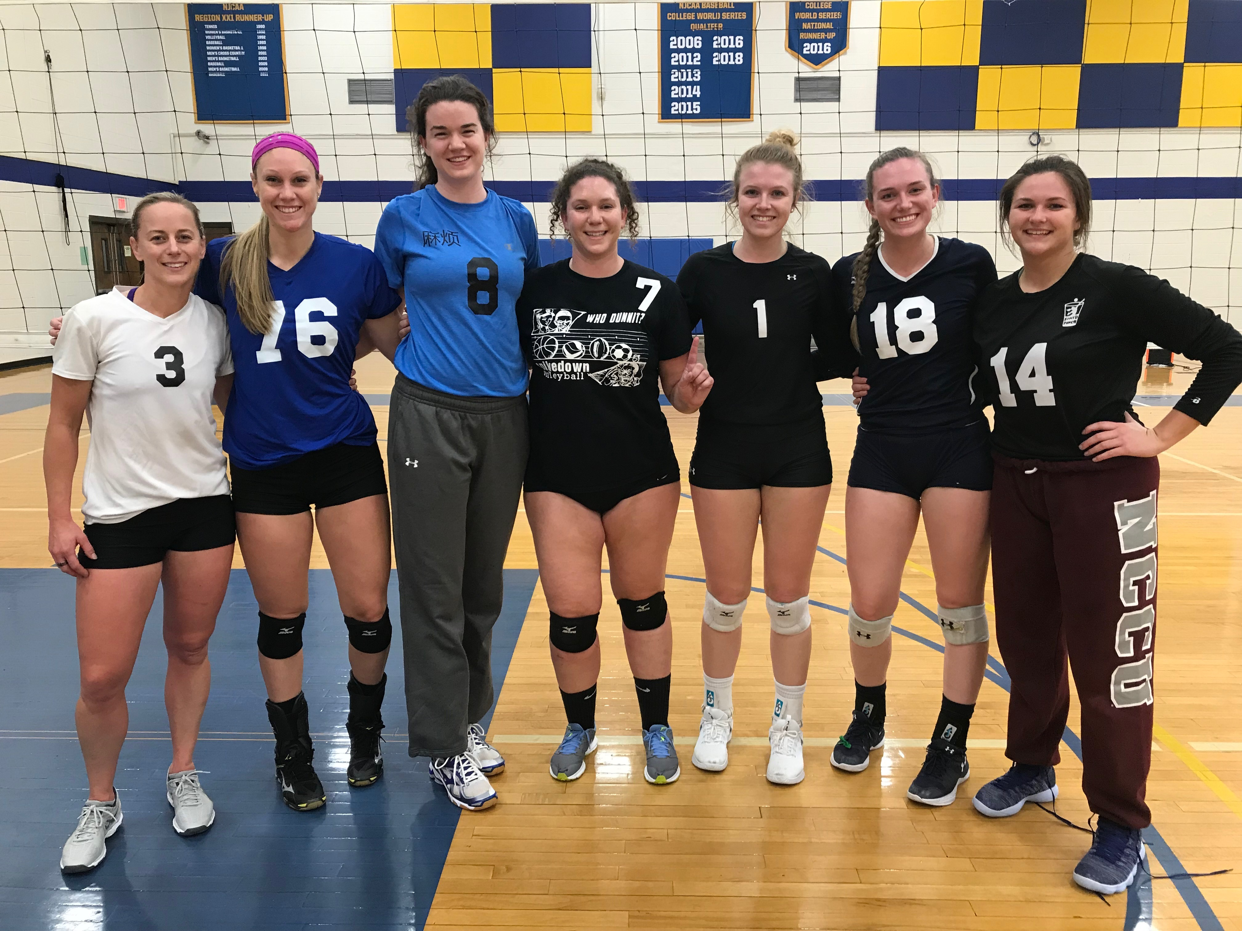 12/02/2018 WB Champions - *Insert Volleyball Pun Here*
