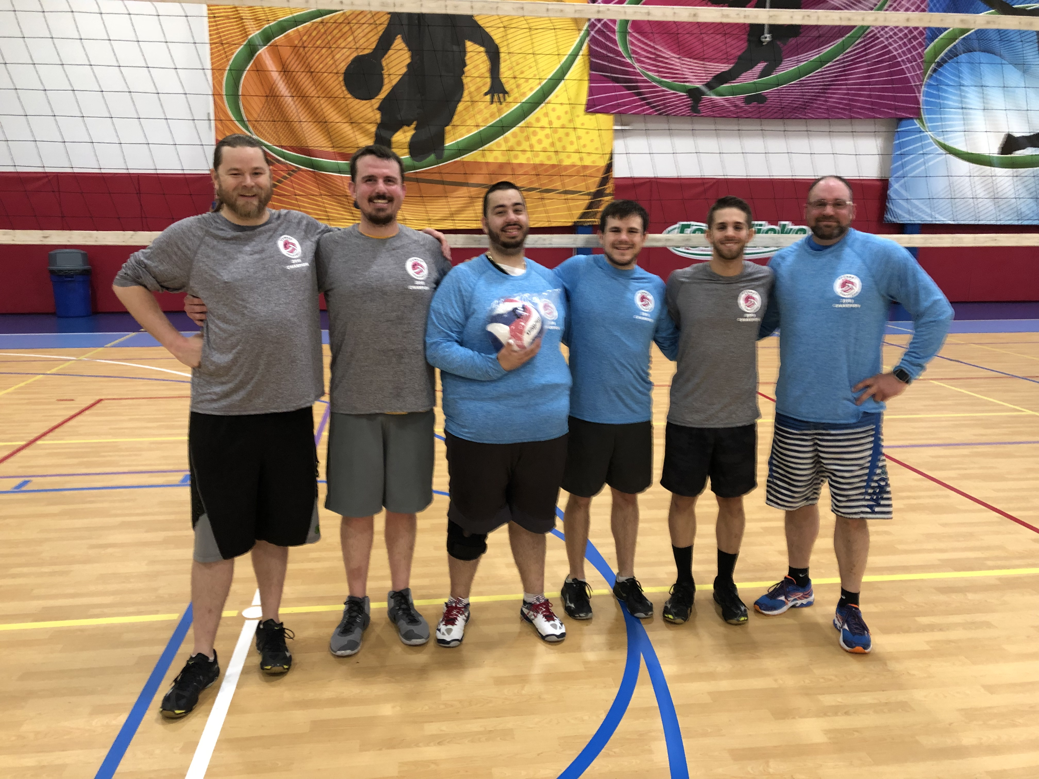 5/5/2019 Broken Plays wins MC champs over Angry Pelicans
