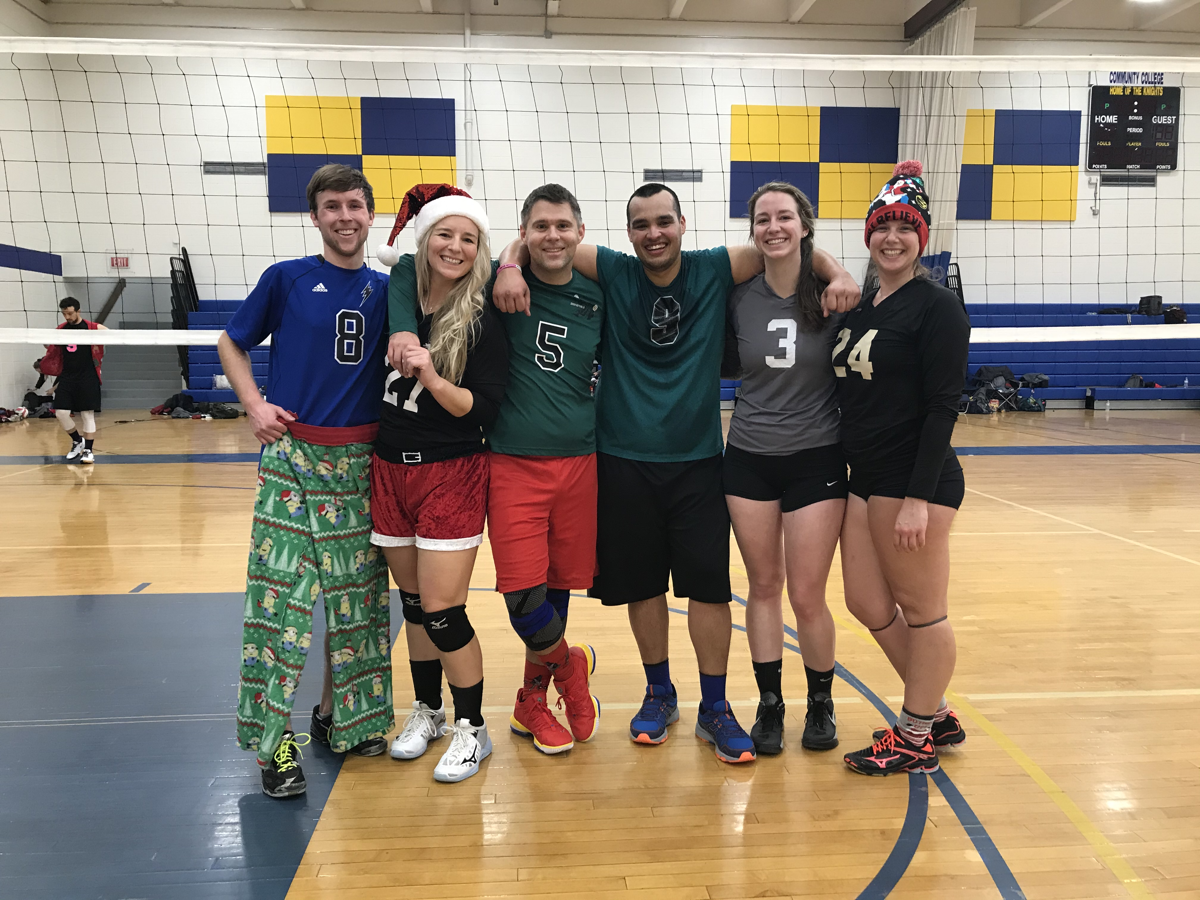 12/21/2019 Yankee RCO C+ Champions - Christmas Cookie Monsters
