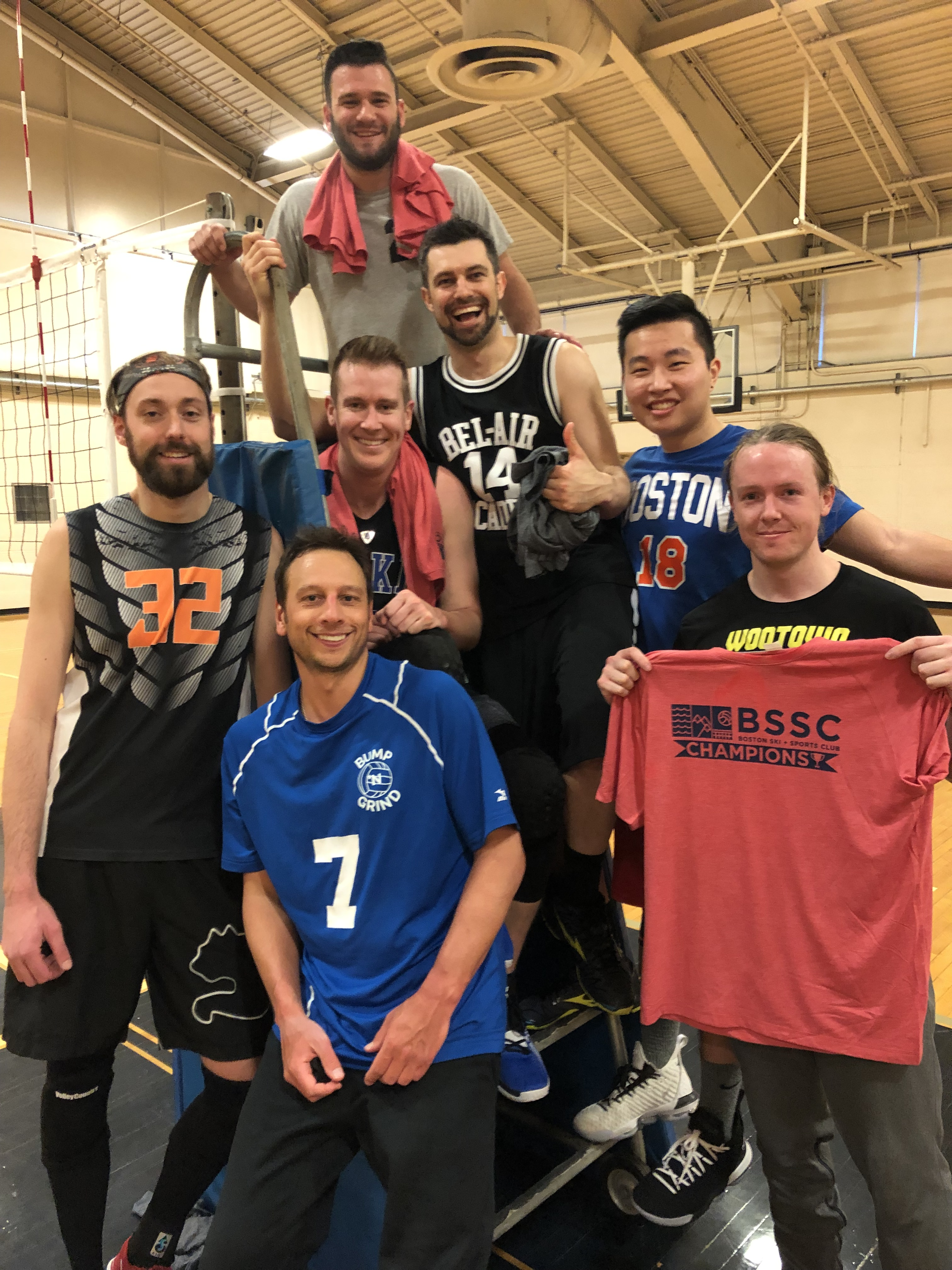 2/16/19 Free Ballin' wins MB- at Brandeis