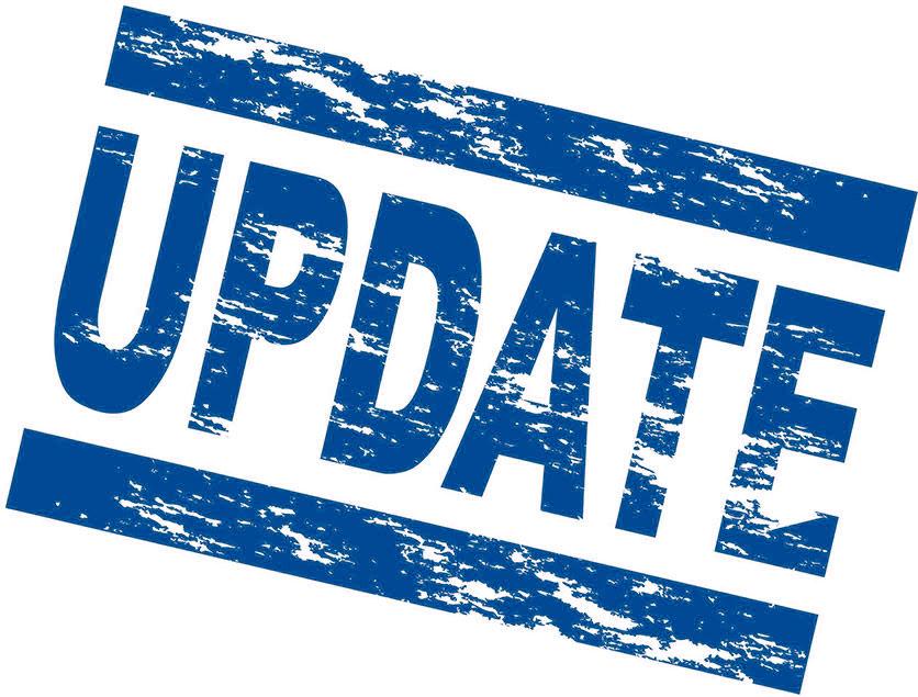 Website Updates Complete