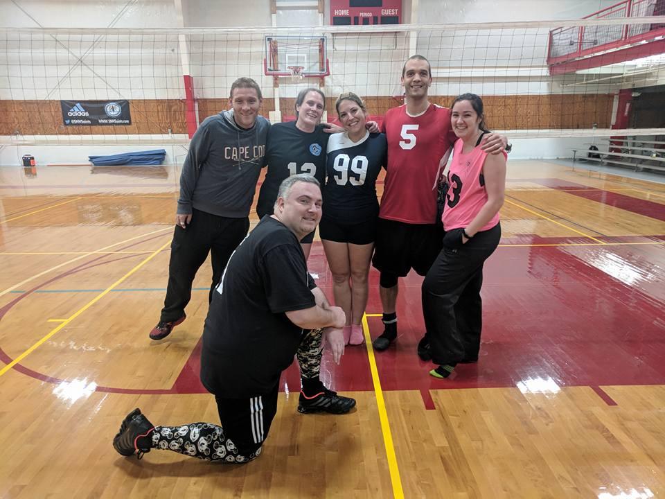 Team Booty - 11/25/2017