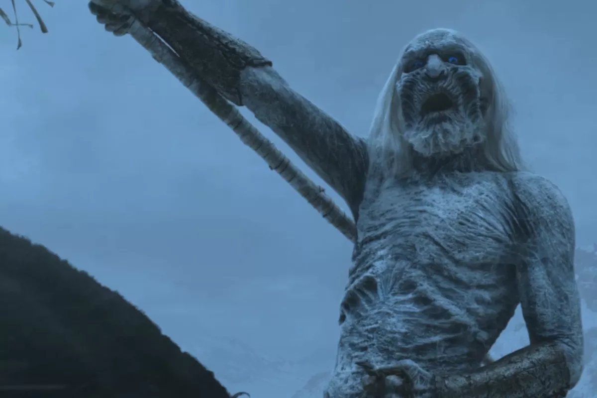 White walkers - 03/24/2019