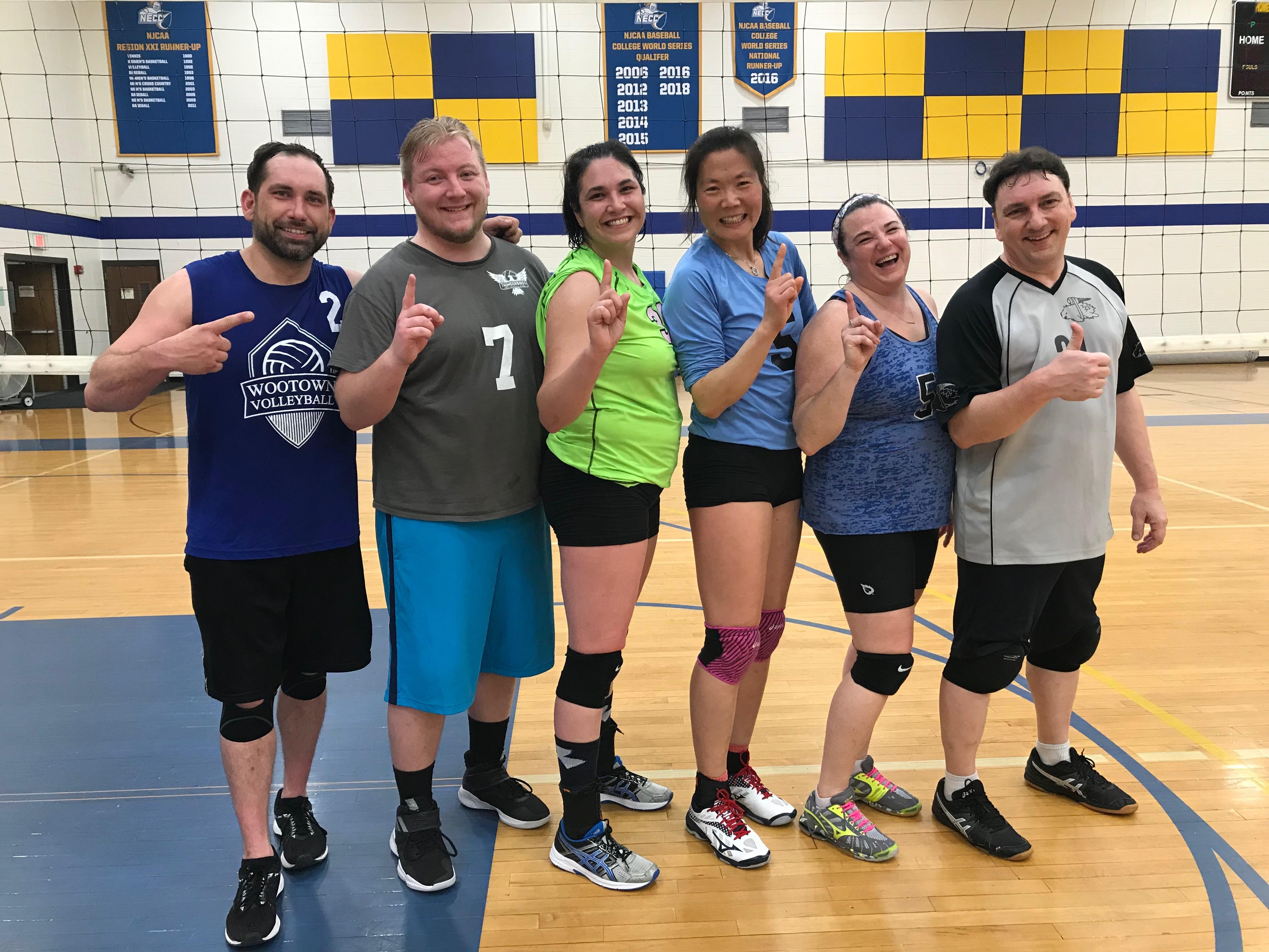 Death Volley - 04/21/2019
